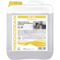 MC530 5L Pridegusių riebalų valiklis