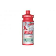 """Sanitarinių patalpų valiklis ir kalkių nuosėdų šalintojas """"MILIZID shine"""""""