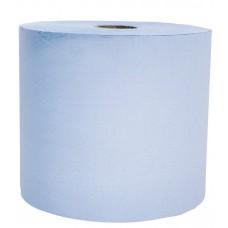 Industrinis popierius mėlynas